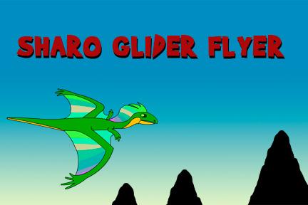 Sharo-glider-flyer-game-screen