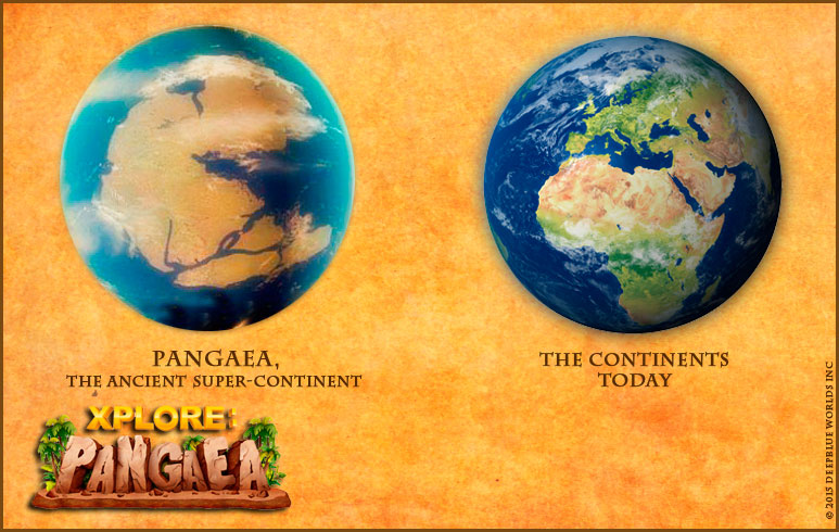 Pangaea-the-ancient-super-continent-logo